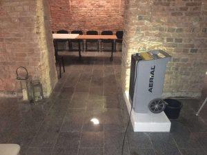 Osuszanie technologiczne – Poznań